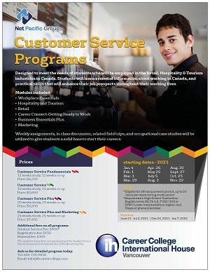 Customer Service Co-op Programs