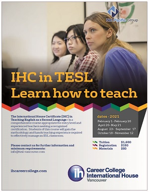 IHC in TESL